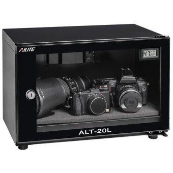 AILITE DRY CABINET ตู้กันชื้น รุ่น ALT-20L (Black)