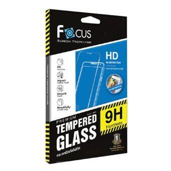 Focus ฟิล์มกระจกนิรภัยแบบเพิ่มความคมชัดTempered Glass Hi-Definition สำหรับ iPhone 6 /6s