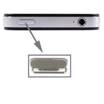 ปุ่มพลังงานปุ่มล็อคคุณภาพสูง ON/OFF สวิตช์สำหรับ iPhone 4S