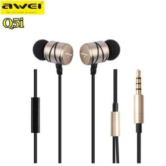 Awei Intelligent Music Headset