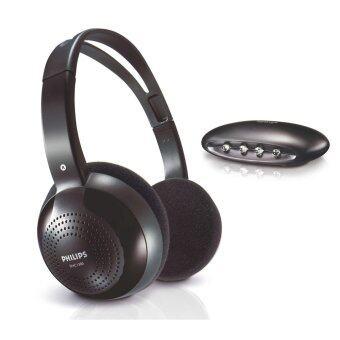 Philips หูฟังไร้สาย รุ่น SHC1300 (Black)
