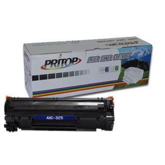 PRITOP Axis/ Canon 325 (BK) Black ใช้กับปริ๊นเตอร์รุ่น Canon Laser Shot MF3010, LBP6000 Pritop