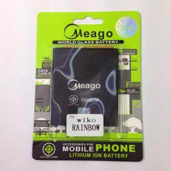 Harga Meago battery for wiko RAINBOW