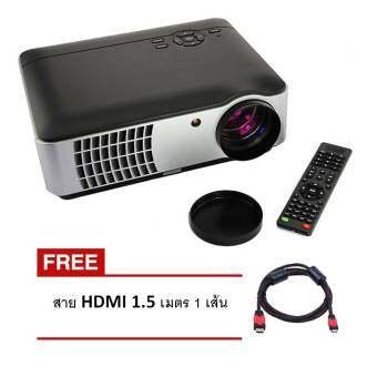 โปรเจคเตอร์ RD806 LED All in one Multimedia 2800 Lumens Free HDMI x 1