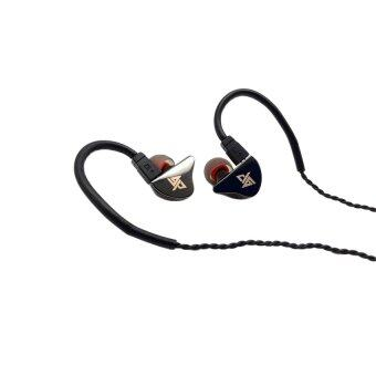 Auglamour AG-R8 หูฟังระดับ Hi-Fi (สีดำ)