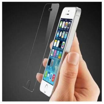 (จำนวน 2 ชิ้น) Tempered Glass iPhone SE / 5S / 5 / 5Cกระจกนิรภัย ฟิล์มกันรอย 0.26mm 2.5D ขอบมน