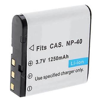 แบตกล้อง Casio รุ่น NP-40