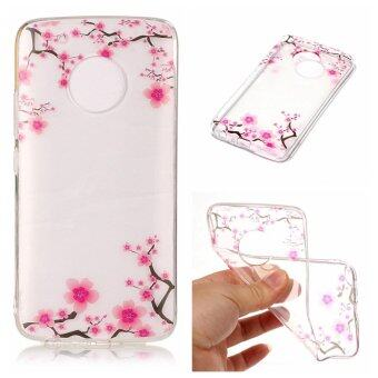 Harga TPU Back Cover Case for Motorola Moto G5 Plus - intl