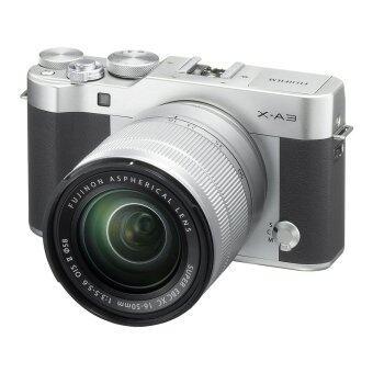 ข้อมูล Fujifilm X-A3 Mirrorless 16-50mm Lens (Silver)(ประกันศูนย์) ขายดี