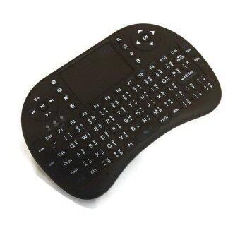 ideecraft RiiTek มินิคีย์บอร์ด มีภาษาไทย Mini Keyboard รุ่น K08 - Black