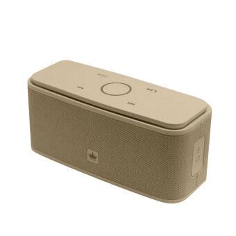 Kingone ลำโพงบลูทูธ bluetooth Speaker รุ่น F8 (สีทอง)