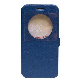 Asus เคส Zenfone 2 5.0 (ZE500ML) (สีน้ำเงิน)