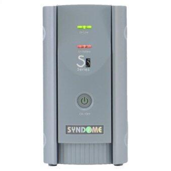 Syndome เครื่องสำรองไฟ 800VA / 320 Watt รุ่น S5-800