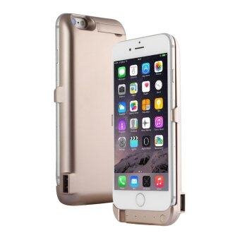 GOODs เคสพาวเวอร์แบงค์ ไอโฟน 6 / 6s Powerbank Case for iPhone 6 / 6s (สีทอง)