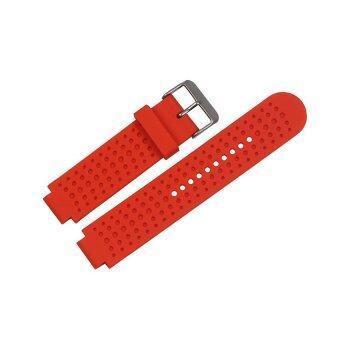 Awinnerâ® ทดแทนสายกีฬาสีสำหรับ Garmin Forerunner 230/235/630/220/620/735จีพีเอสนาฬิกากอล์ฟ-(สีแดง)Intl