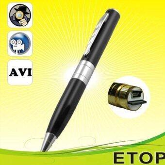 กล้องปากกา กล้องสายลับ Pen Camera รุ่น BPR 6 (Black)