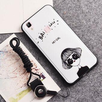 โทรศัพท์ TPU เคสสำหรับ 11.94ซม iPhone 6/6s (เคลียร์)