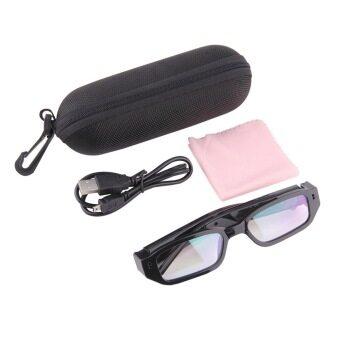 โอมินิแว่นตาแว่นตากันแดดแว่นตากล้องเอชซ่อนกล้องบันทึกภาพวิดีโอ DVR
