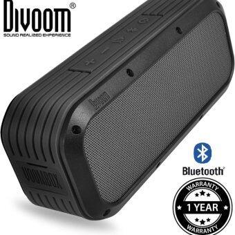 Divoom Voombox-Outdoor 2nd Generation ลำโพงบลูทูธแบบพกพา ของแท้ประกันศูนย์