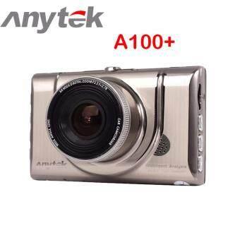 สินค้ายอดนิยม Anytek กล้องติดรถยนต์ Full HD DVR 1080P G-Sensor มี HDR รุ่น A100+ แนะนำ
