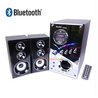 Music D.J. ลำโพงซัพวูฟเฟอร์ M-M9100A (2.1) BLUETOOTH, FM,USB