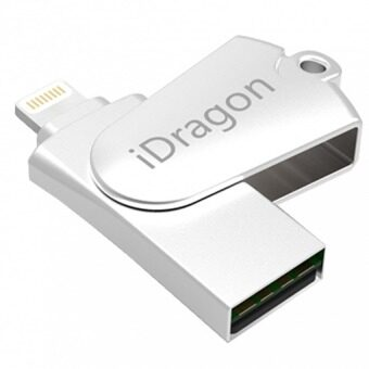 iDragon Lighting+USB mobile flash drive ที่เก็บข้อมูล iPhone,IPad