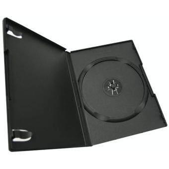 DVD Box Case กล่อง DVD กล่องดีวีดี 1 แผ่น สีดำ (Pack 10 Box)