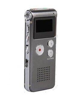 Center MP3 เครื่องอัดเสียง รุ่น SK-012 8GB - Grey