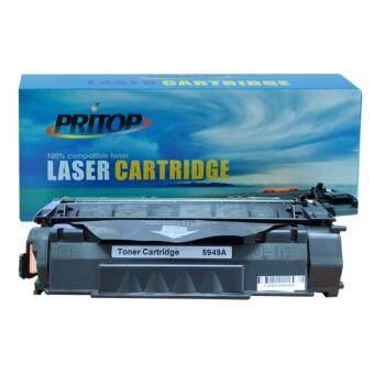Axis / HP LaserJet 1160,1160Le,1320,1320n,1320nw,1320rf,1320t,1320tn,3390,3392ใช้ตลับหมึกเลเซอร์เทียบเท่ารุ่นQ5949A/5949A/5949/49A/49 PRITOP