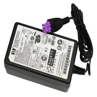 HP Adapter Printer Hp 0957-2280 Output: 32V 750mA หัวสีม่วง 3pin (Black)