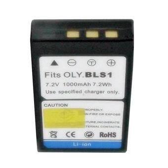แบตกล้อง Olympus E400 E410 E420 E600 E620 EP1 EP2 EP3 EPL1 EPL3 EPM1... แบตเตอรี่กล้อง รหัส BLS1 Replacement Battery for Olympus, แบตกล้องยี่ห้อ SPA