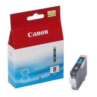 Canon CLI-8C ตลับหมึก Canon (สีฟ้า)