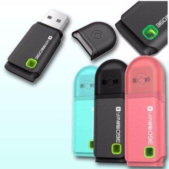 ตัวรับไวไฟไร้สาย 300 Mbps WIFI USB Wireless Gen3 Network LAN Adapter 300 Mbps (image 2)