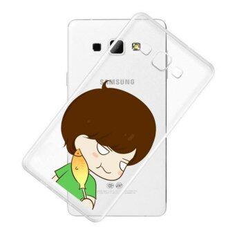 AFTERSHOCK TPU Case Samsung Galaxy J5 2016 (เคสใสพิมพ์ลาย Delicious) / Thin 0.33 mm