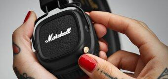 Marshall MajorII Bluetooth หูฟัง