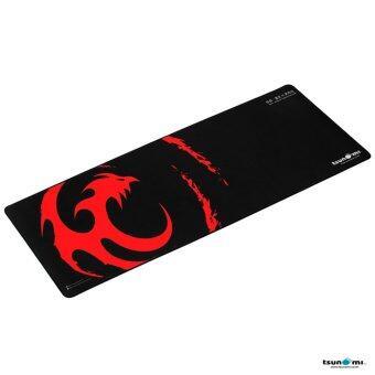 ข้อมูล Tsunami Gaming Mouse Pad MP-01 (Red) รีวิวสินค้า