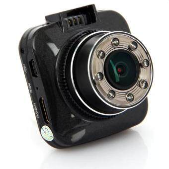 iremax กล้องติดรถยนต์ G55 NT96650 เลนส์ Wide 170 องศา (สีดำ)