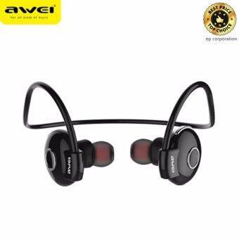 Awei หูฟัง AWEI A845BL Bluetooth SmartSports Headphones