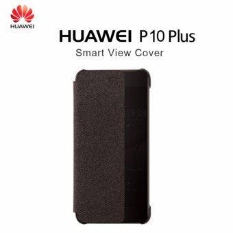 Huawei เคส P10 Plus Smart View Cover ( Original ) สีน้ำตาล