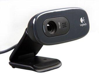 Logitech กล้องเว็บแคม รุ่น C270h (สีดำ)