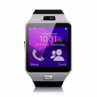 เปรียบเทียบราคา Dream นาฬิกาโทรศัพท์ Smart Watch รุ่น A9 Phone Watch (สีเงิน) ฟรี สาย USB ข้อมูล