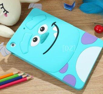 Case Phone เคสซิลิโคน ไอแพด 2/3/4 รุ่น silicon For iPad 2/3/4 (สีฟ้า)