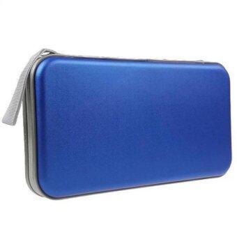 CD BAG 80PCS/กระเป๋าใส่ซีดีแบบพลาสติกขนาด 80 แผ่น (สีน้ำเงิน)