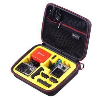Smatree® SmaCase G160(Black&Yellow) กระเป๋าสำหรับใส่กล้องและอุปกรณ์(สีดำ+สีเหลือง)