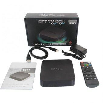 MXQ กล่อง Smart TV Android Smart TV Box MXQ Quad Core Full HD 1080P