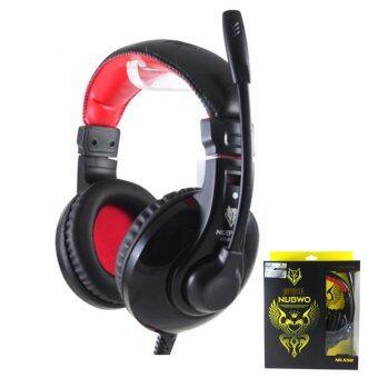สินค้ายอดนิยม NUBWO หูฟังคอมพิวเตอร์ รุ่น NO-550 (สีดำ) รีวิวสินค้า