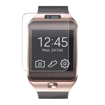 จทล้างฟิล์มกันรอยหน้าจอสกรีนเซฟเวอร์เกราะสำหรับ Samsung Galaxy Gear 2