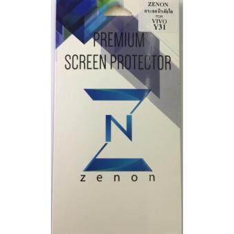 Zenon Tempered Glass ฟิล์มกระจกนิรภัยใส Vivo Y31(Clear)