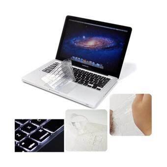 ซิลิโคนกันน้ำ กันฝุ่น Keyboard Protector for Apple MacBook 11.6/13 inch