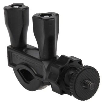 SUNSKY Handlebar Seatpost Pole Mount Bike Moto Bicycle Clamp for GoPro Hero 4 / 3+ / 3 / 2 / 1 / Mini Camera / Mini DV